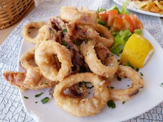 Fato a Mano: Calamari