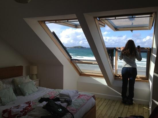 Tolcarne Beach Apartments: sennen