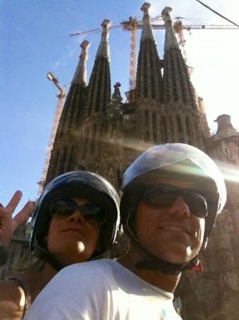 Vesping: Sagrada Familia