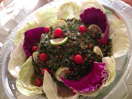 Le Palais Restaurant : Lebanese Tabbouleh