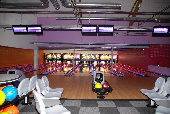 Bowling Univher