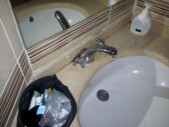 Hot Suites Taksim :                                     Baño