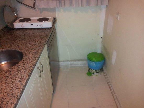 Hot Suites Taksim:                                     Cocina