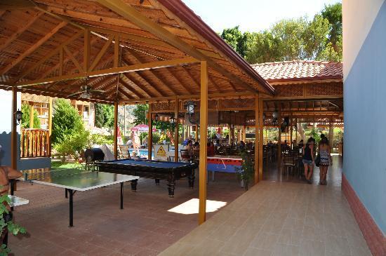 فندق أولودينيز: Area comune 