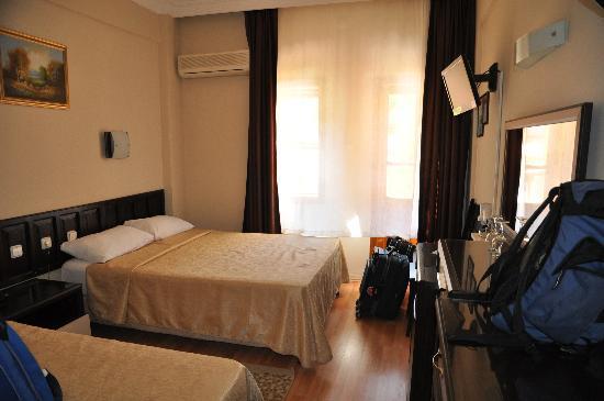 호텔 올루데니즈 사진