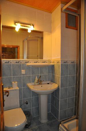 Hotel Oludeniz: bagno