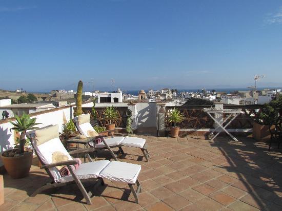 Terracce Dar Cilla - stunning view