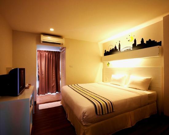 The Phoenix Hotel Bangkok: Deluxe Room