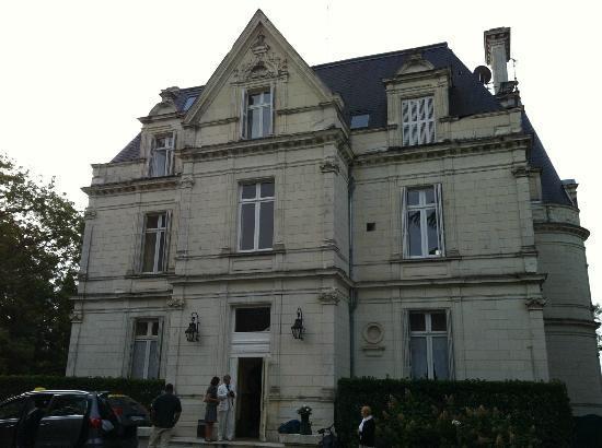 Domaine de la Tortiniere: основное здание (chateaux)