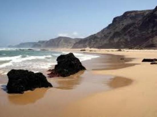 Apartamentos Atalaia : Uma praia linda perto de sagres