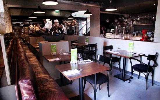 Hotel Marktzicht : Restaurant Hortustuin