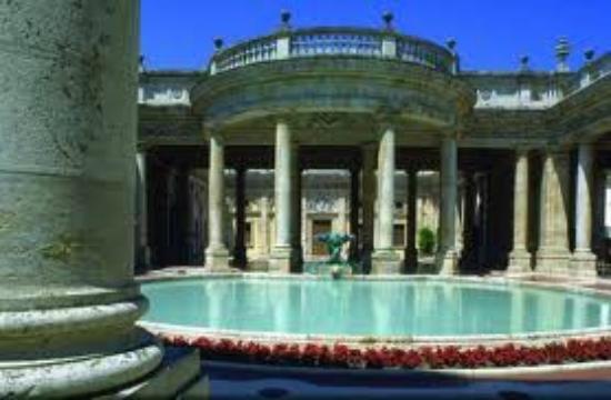 Hotel Zenith : Terme di Montecatini