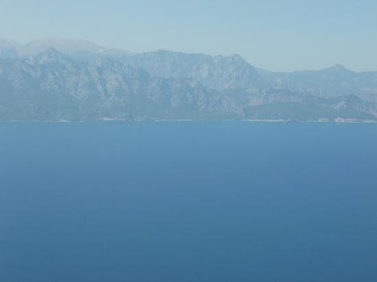 Amara Wing Resort Kemer: Approach to Antalya
