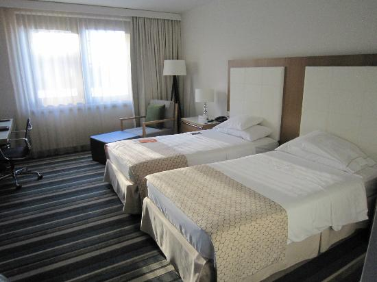 Sheraton Frankfurt Airport Hotel & Conference Center: 部屋