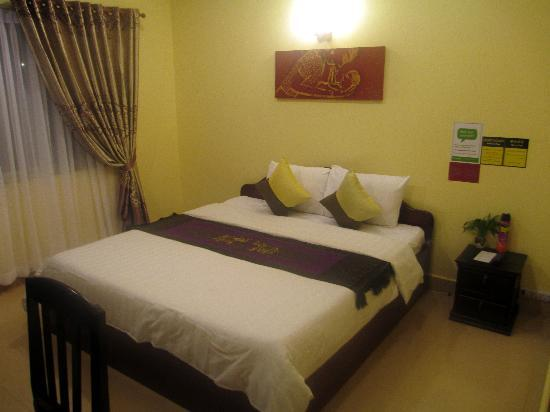 MotherHome Guesthouse : our room