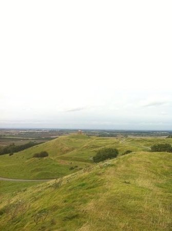 Southam, UK: Beacon freak-on