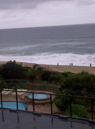 Margate, South Africa: View from room