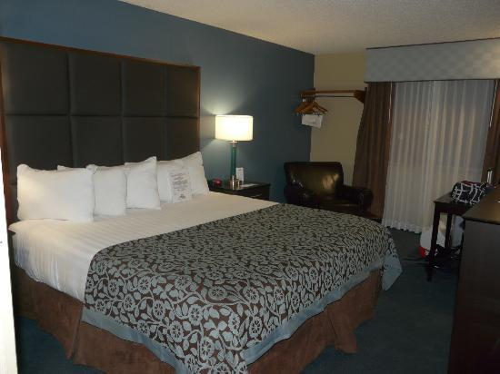 Days Inn Williams: Chambre avec lit King Size