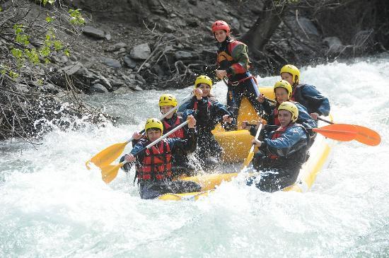 Rafting Sort Rubber River: Rafting