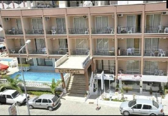 Evin Hotel 2: Outside view of Anatolia Hotel