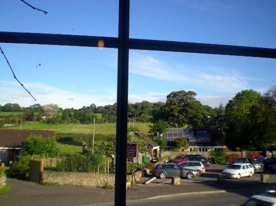 Mildmay Arms: View from bedroom