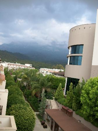 Amara Wing Resort Kemer: to Toros mountains
