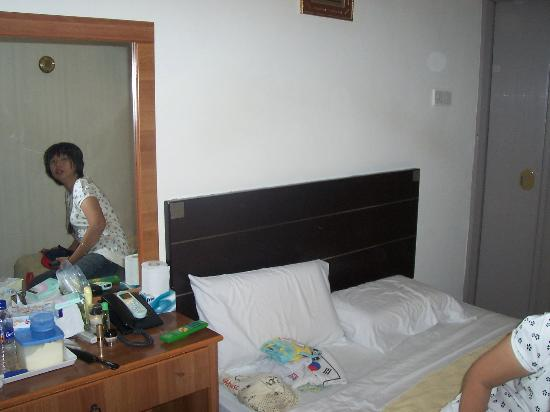 Asphodel Inn Singapore : The Room (Double Bed)
