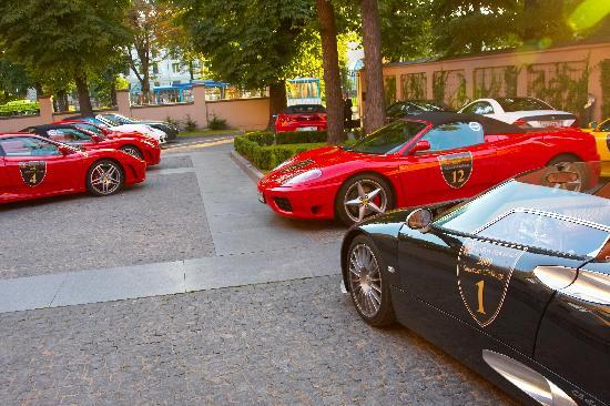 Gallery Park Hotel & Spa, a Chateaux & Hotels Collection: Supercars Challenge