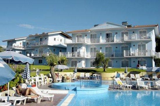 Filoxenia Hotel Apartments : GENERALVIEW