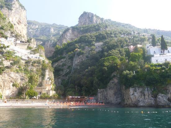 Noleggio barche Lucibello: along the amalfi coast