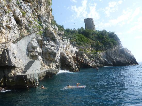 Noleggio barche Lucibello: Amalfi coast