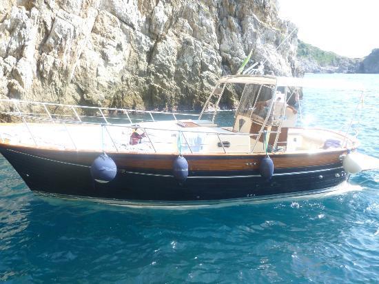 Noleggio barche Lucibello: Te boat we went on...