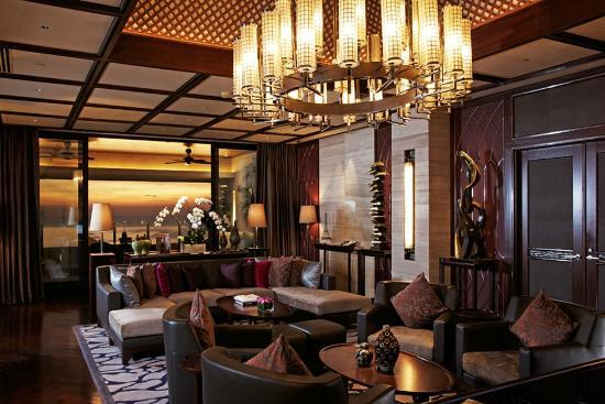Sofitel Philippine Plaza Manila : The Imperial Residence - Living Room