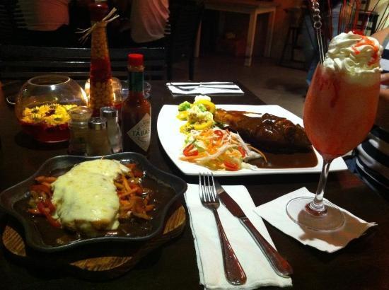 Red Sky Restaurant and Bar: Mmmmmmm Sarap!