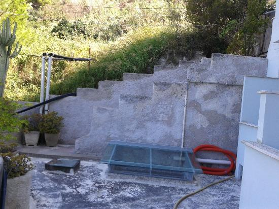 Hotel San Giorgio Terme: vista mare o giardino