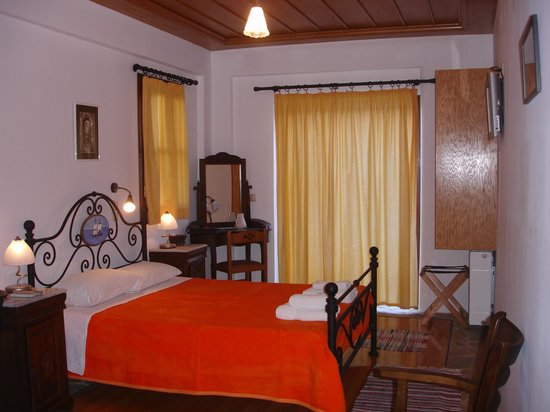 Kyparissi, Greece: double room