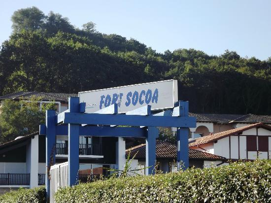 Residence Mer & Golf Fort Socoa : résidence