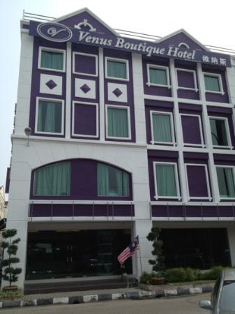 21-23 Sep 12 Venus Boutique Hotel