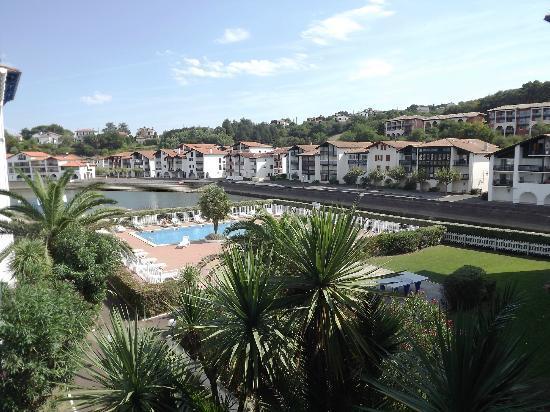 Residence Mer & Golf Fort Socoa : piscine