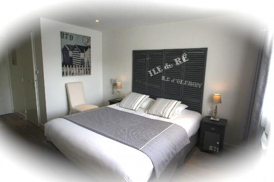 Hotel Le Peu Breton : Chambre Double Confort