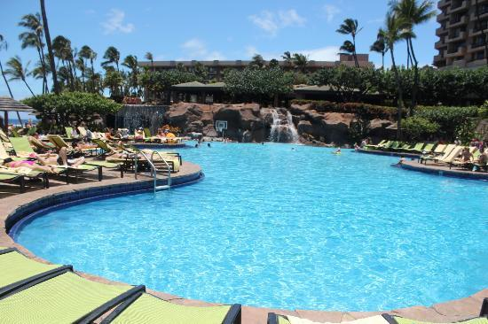 ‪‪Hyatt Regency Maui Resort and Spa‬: Resort main pool‬