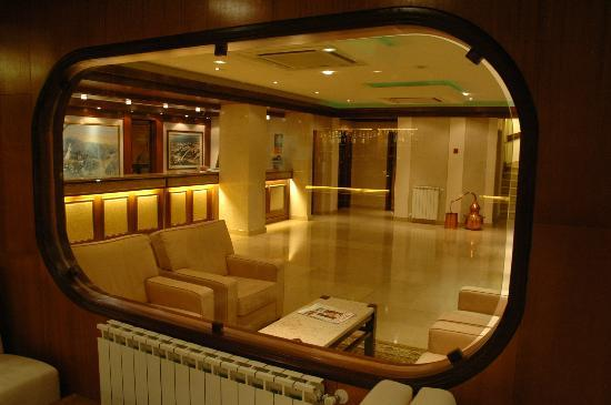 Hotel Regina: RECEÇÃO