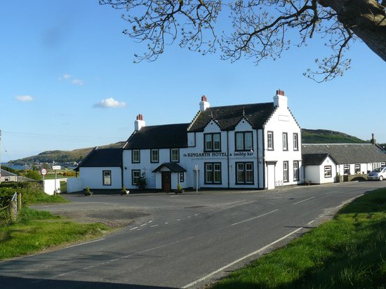 Kilchattan Bay, UK: Family run Coaching Inn est. 1786