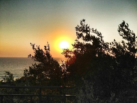 Amygdalia Villas: the view