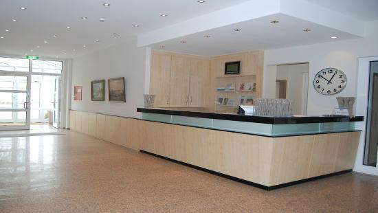 Michels Thalasso-Hotel Nordseehaus: Empfang