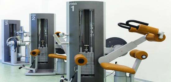 Michels Thalasso-Hotel Nordseehaus: Fitness