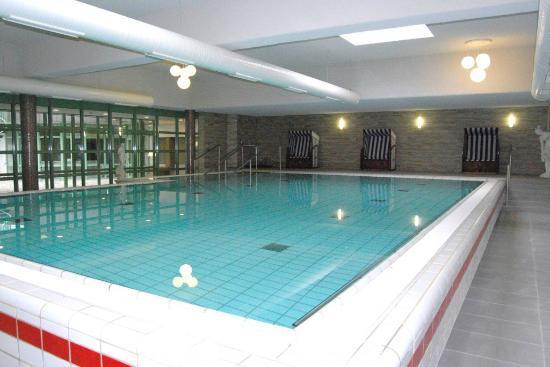 Michels Thalasso Hotel Nordseehaus: Meerwasserschwimmbad