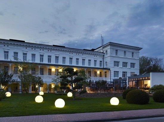 michels thalasso hotel nordseehaus norderney beitr ge. Black Bedroom Furniture Sets. Home Design Ideas