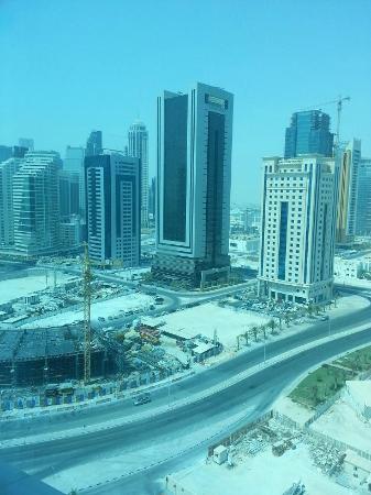 Hilton Doha: View