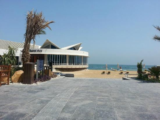 Hilton Doha: Beach
